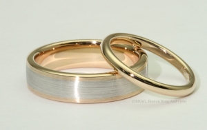 Wedding bands rings