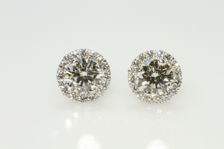 Diamond Earrings Boston MA